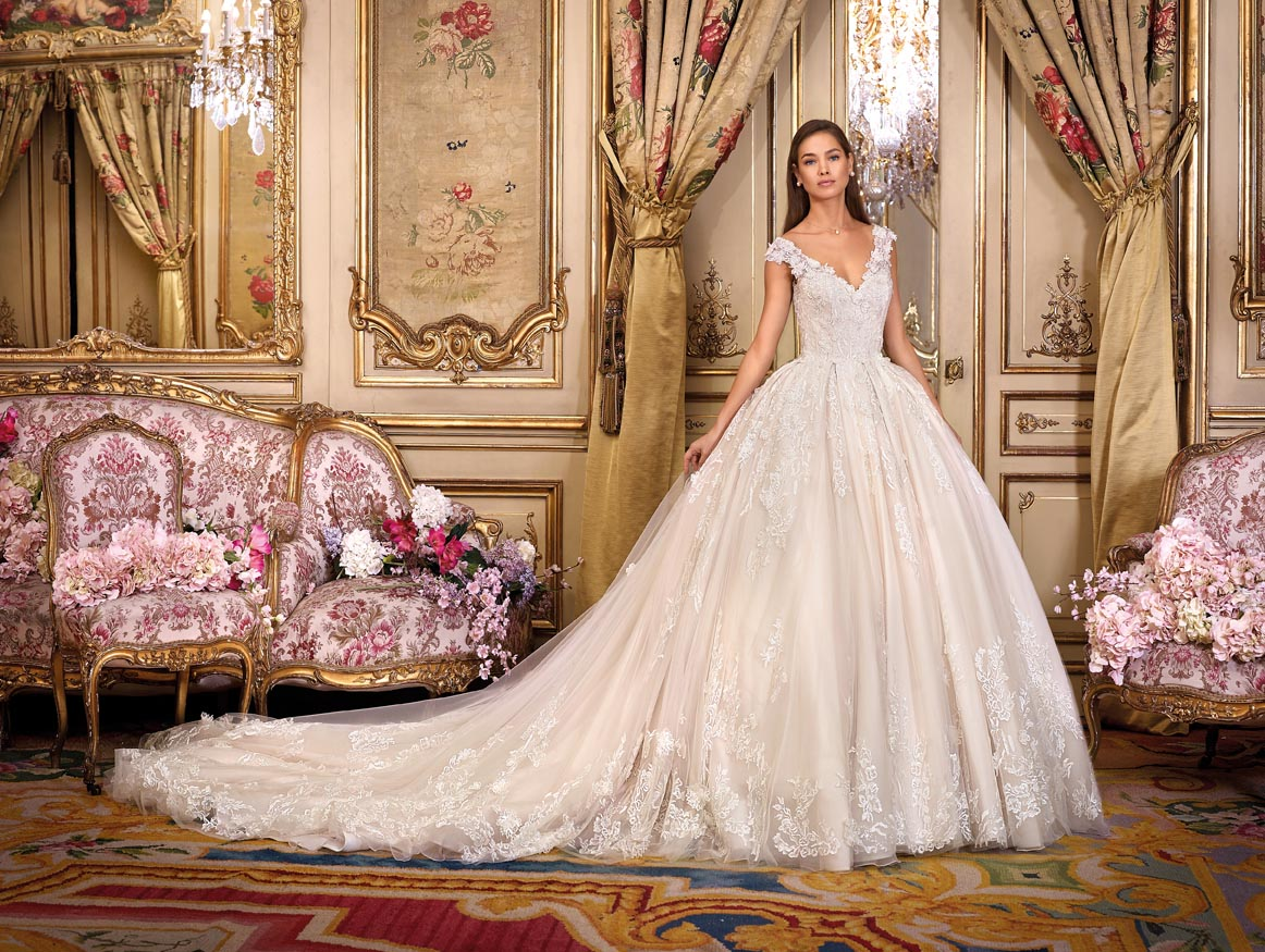 Anastasia Designer Bridal Wedding Dress