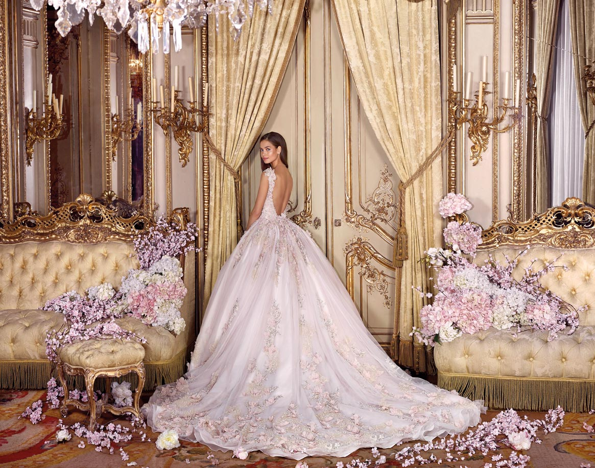 Anastasia Designer Bridal Wedding Dress
