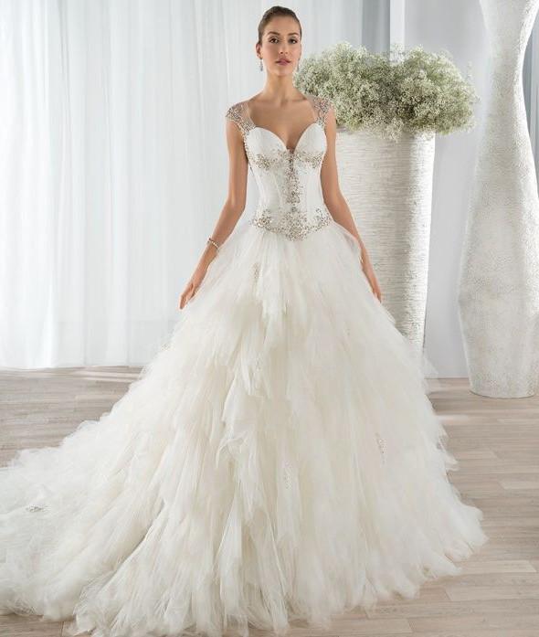 654 T - Designer Wedding Dresses